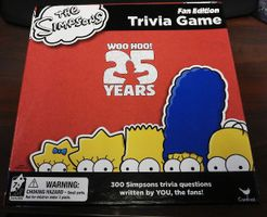 The Simpsons Trivia Game: Fan Edition