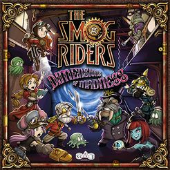 The Smog Riders: Dimensions of Madness