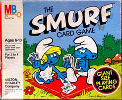 The Smurf Card Game