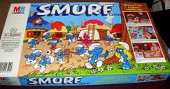 The Smurf Game Happy-time Picture Matching