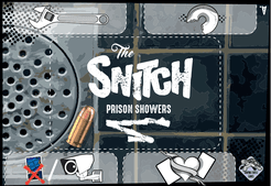 The Snitch: Prison Showers