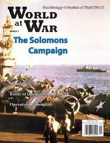 The Solomons Campaign (second edition)