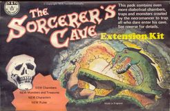The Sorcerer's Cave Extension Kit