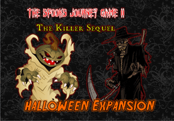 The Spooks Journey Game II: The Killer Sequel – Halloween Expansion