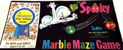 The Spooky Marble Maze Game