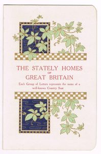 The Stately Homes of Great Britain