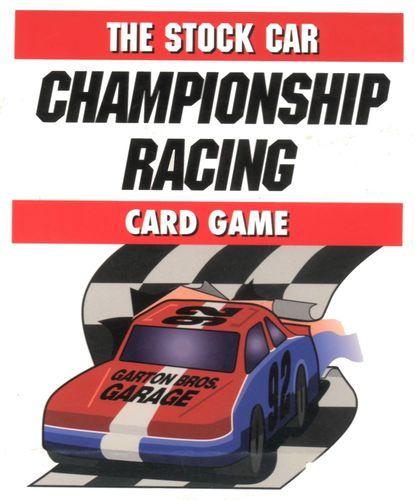 The Stock Car Championship Racing Card Game