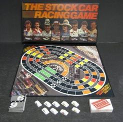 The Stock Car Racing Game