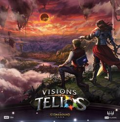 The Stonebound Saga: Visions of Telios