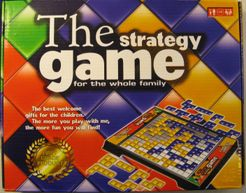 The Strategy Game (2 player)