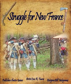 The Struggle For New France (1754-1762)