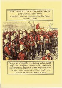 The Sword and the Flame: Eight Hundred Fighting Englishmen