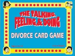 The Talking, Feeling and Doing Divorce Card Game