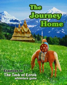 The Task of Ezrok: The Journey Home