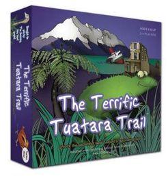 The Terrific Tuatara Trail Game
