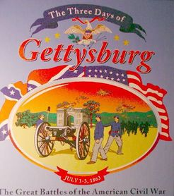 The Three Days of Gettysburg (second edition)