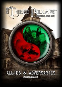 The Three Pillars: Allies & Adversaries Expansion Set
