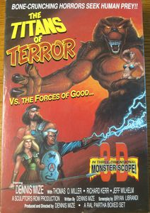 The Titans of Terror vs. The Forces of Good