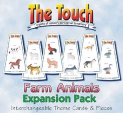 The Touch:  Farm Animals Expansion Pack