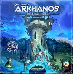 The Towers of Arkhanos: The Dark Tower Expansion