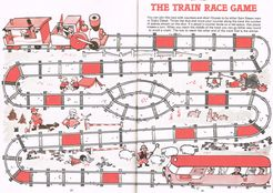 The Train Race Game