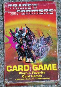 The Transformers Card Game