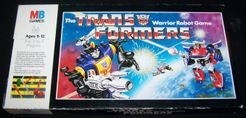 The Transformers Warrior Robot Game