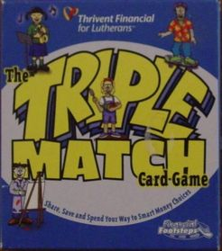 The Triple Match Card Game