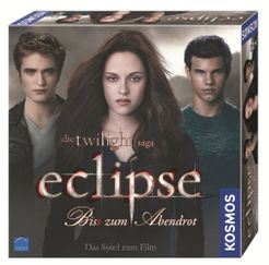 The Twilight Saga: Eclipse – The Movie Board Game