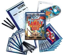 The Ultimate Family Quiz Kit