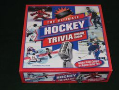 The Ultimate Hockey Trivia Board Game