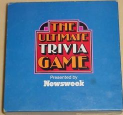 The Ultimate Trivia Game Presented by Newsweek