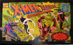 The Uncanny X-Men Alert Adventure Game