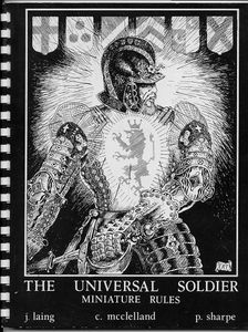 The Universal Soldier Miniature Rules