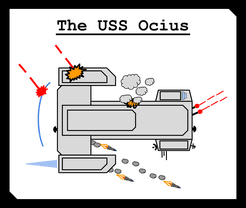 The USS Ocius