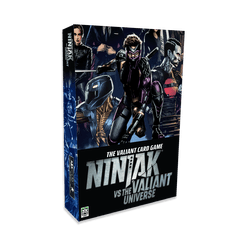 The Valiant Card Game: Ninjak vs. The Valiant Universe