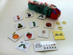 The Very Hungry Caterpillar Match and Munch Game