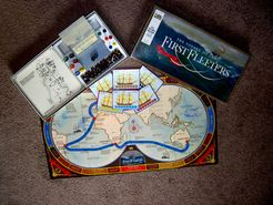 The Voyage of The First Fleeters: 1787-1788