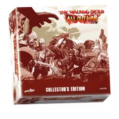 The Walking Dead: All Out War Collector's Edition