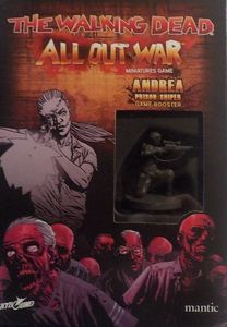The Walking Dead: All Out War – Andrea, Prison Sniper Booster