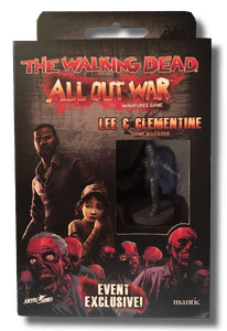 The Walking Dead: All Out War – Lee & Clementine
