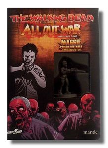 The Walking Dead: All Out War – Maggie, Prison Defender Booster