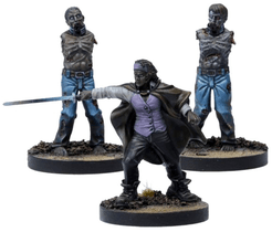 The Walking Dead: All Out War – Michonne Booster