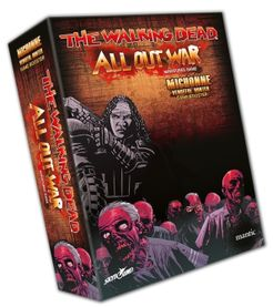 The Walking Dead: All Out War – Michonne, Vengeful Hunter Booster