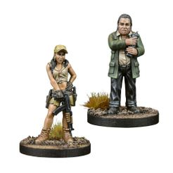 The Walking Dead: All Out War – Rosita & Eugene Booster