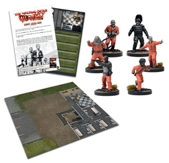 The Walking Dead: All Out War – Safety Behind Bars