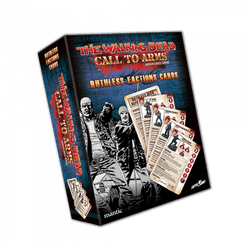 The Walking Dead: Call to Arms – Ruthless Factions Cards