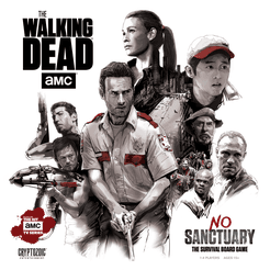 The Walking Dead: No Sanctuary