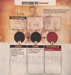 The Walking Dead: No Sanctuary – Days Gone Bye
