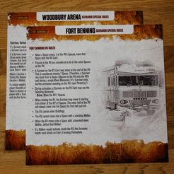 The Walking Dead: No Sanctuary – Kickstarter Exclusive Stretch Goals Box